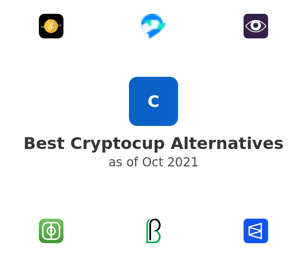 Best Cryptocup Alternatives