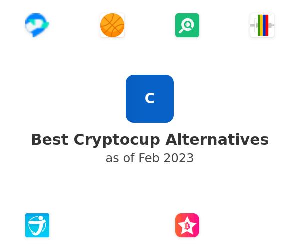 Best Cryptocup Alternatives