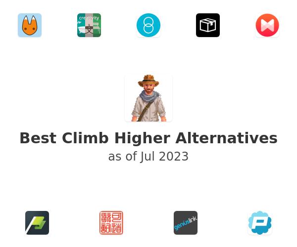 Best Climb Higher Alternatives