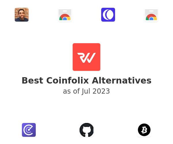 Best Coinfolix Alternatives