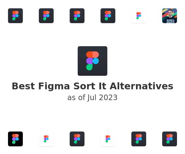 Best Figma Sort It Alternatives