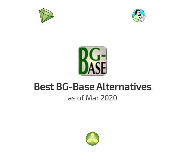 Best BG-Base Alternatives