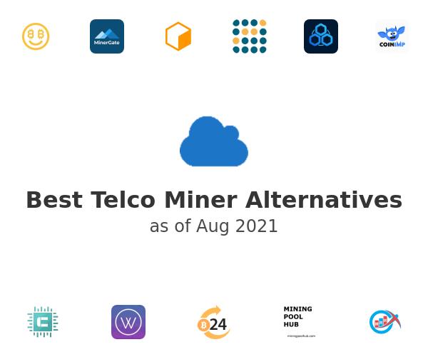 Best Telco Miner Alternatives