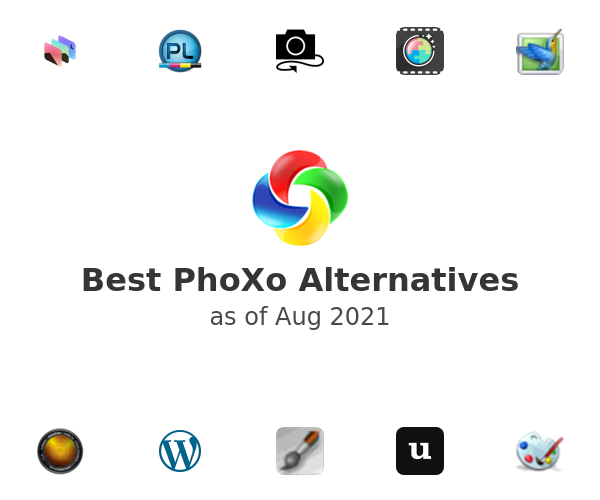 Best PhoXo Alternatives