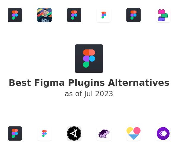 Best Figma Plugins Alternatives