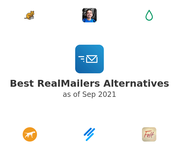 Best RealMailers Alternatives