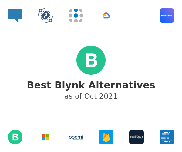 Best Blynk Alternatives
