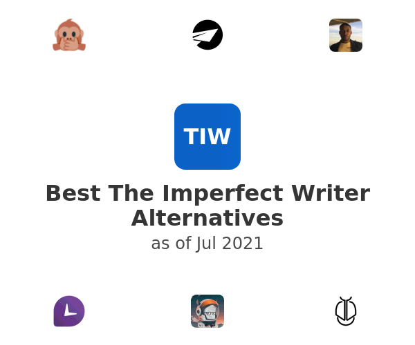 Best The Imperfect Writer Alternatives