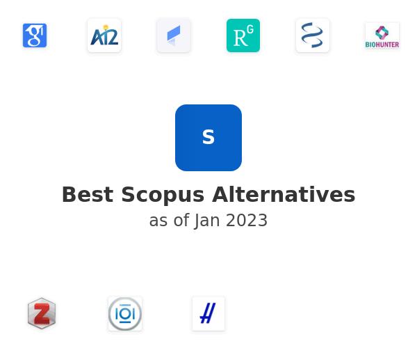 Best Scopus Alternatives