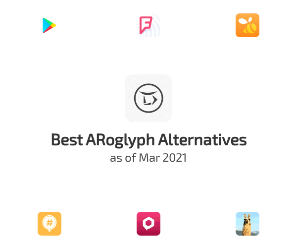 Best ARoglyph Alternatives