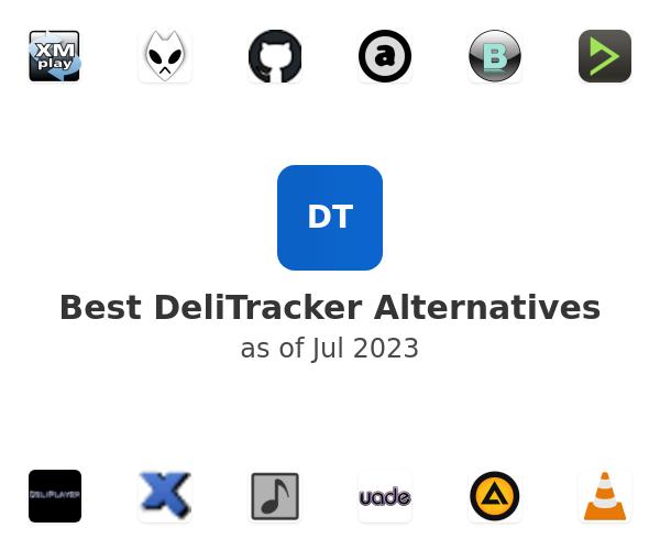 Best DeliTracker Alternatives