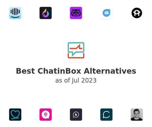 Best ChatinBox Alternatives