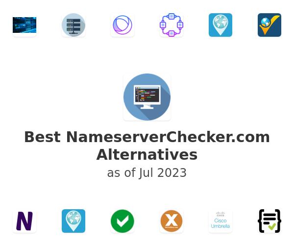 Best NameserverChecker.com Alternatives