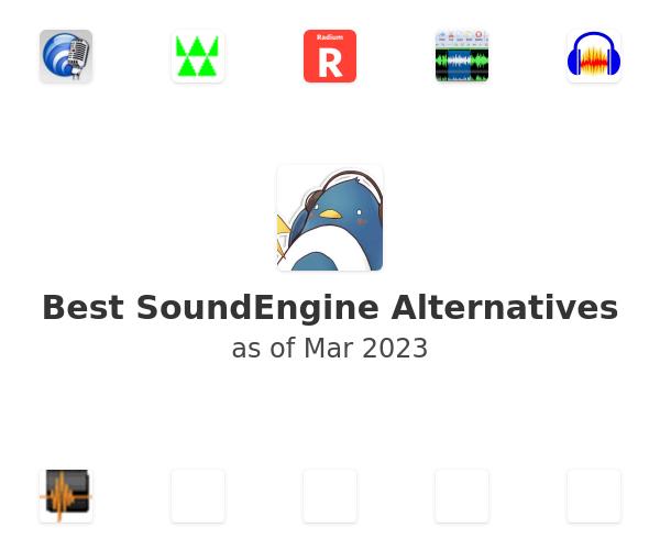 Best SoundEngine Alternatives