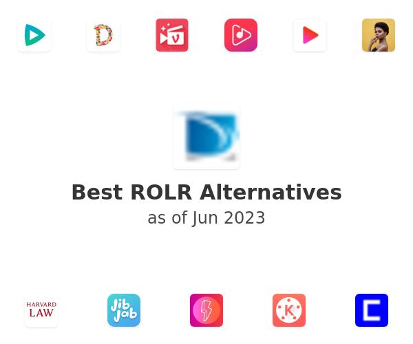 Best ROLR Alternatives