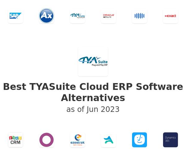 Best TYASuite Alternatives