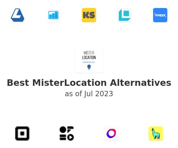 Best MisterLocation Alternatives
