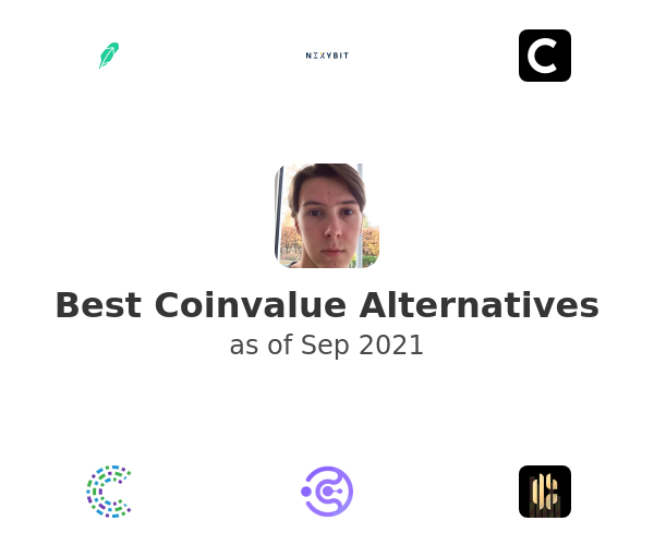 Best Coinvalue Alternatives
