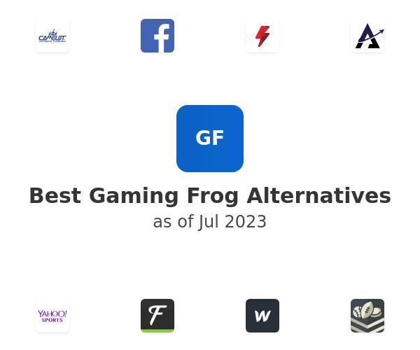 Best Gaming Frog Alternatives