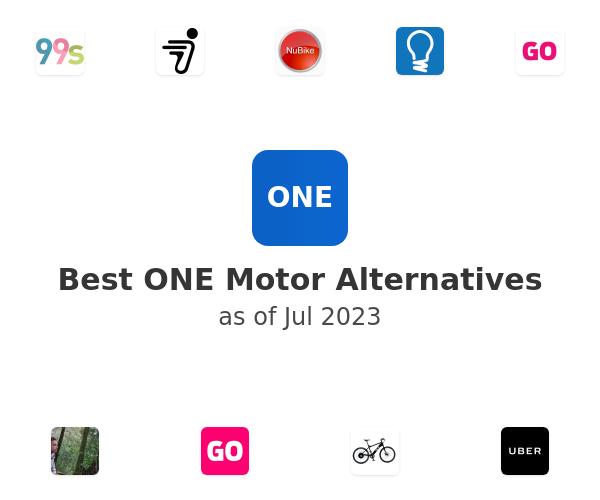 Best ONE Motor Alternatives