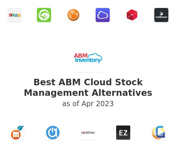 Best ABM Cloud Stock Management Alternatives