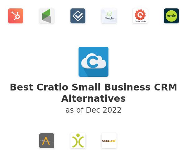 Best Cratio Small Business CRM Alternatives