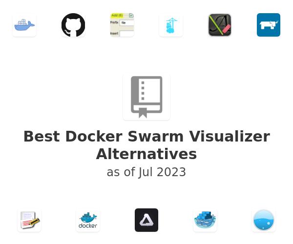 Best Docker Swarm Visualizer Alternatives
