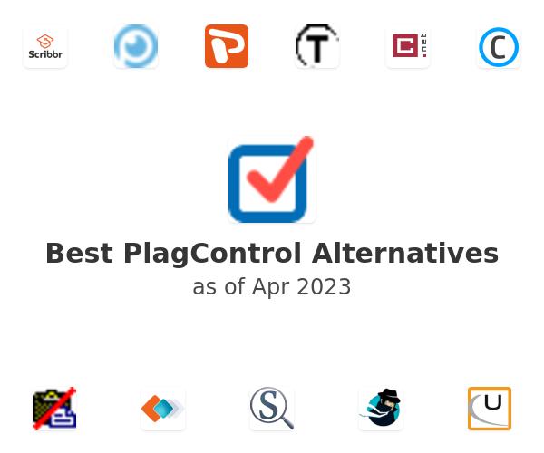 Best PlagControl Alternatives