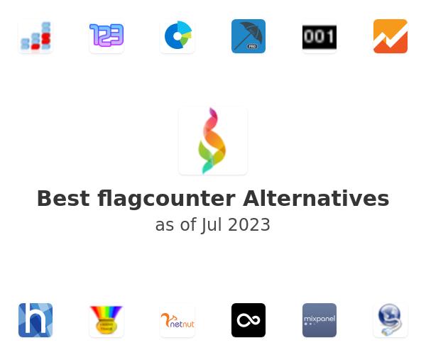 Best flagcounter Alternatives