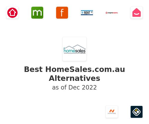 Best HomeSales.com.au Alternatives