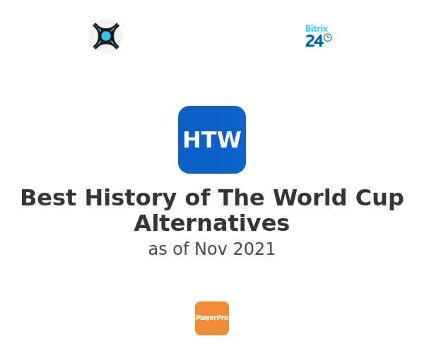 Best History of The World Cup Alternatives