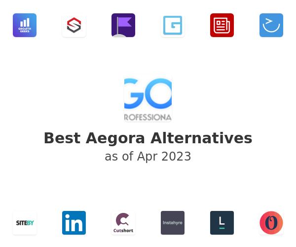Best Aegora Alternatives