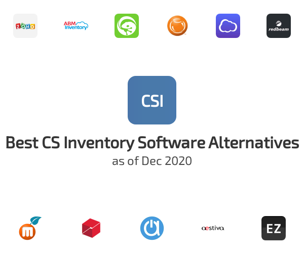 Best CS Inventory Software Alternatives