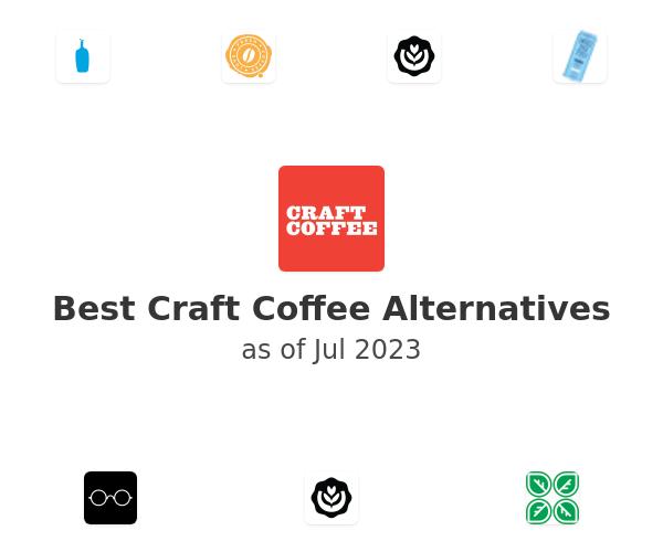Best Craft Coffee Alternatives