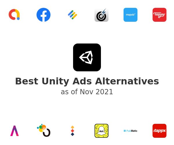 Best Unity Ads Alternatives