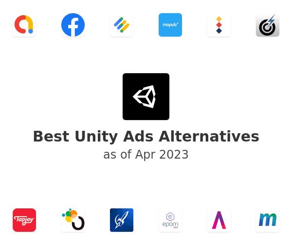 Best Unity Ads Alternatives