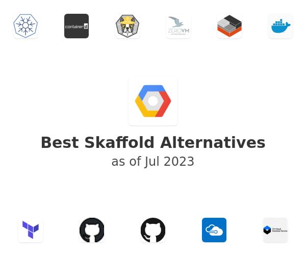Best Skaffold Alternatives