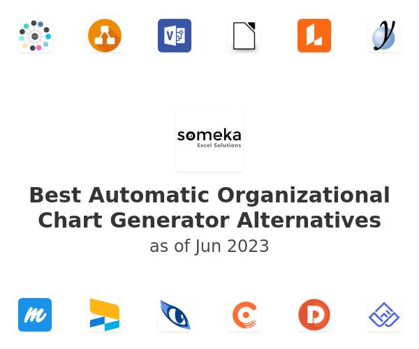 Best Automatic Organizational Chart Generator Alternatives