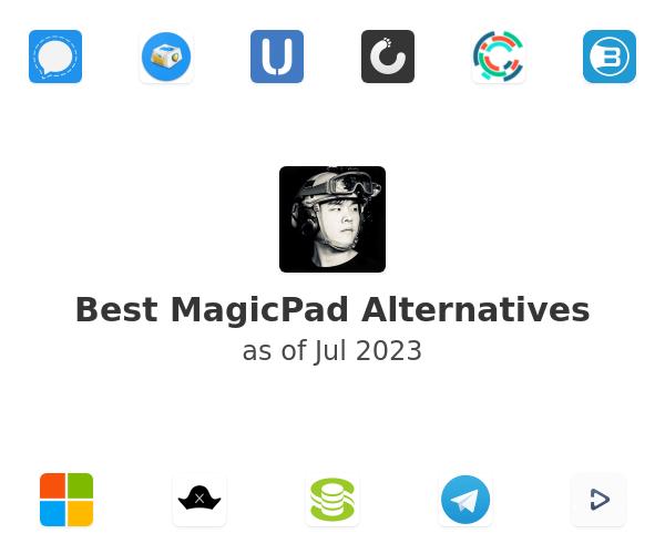 Best MagicPad Alternatives