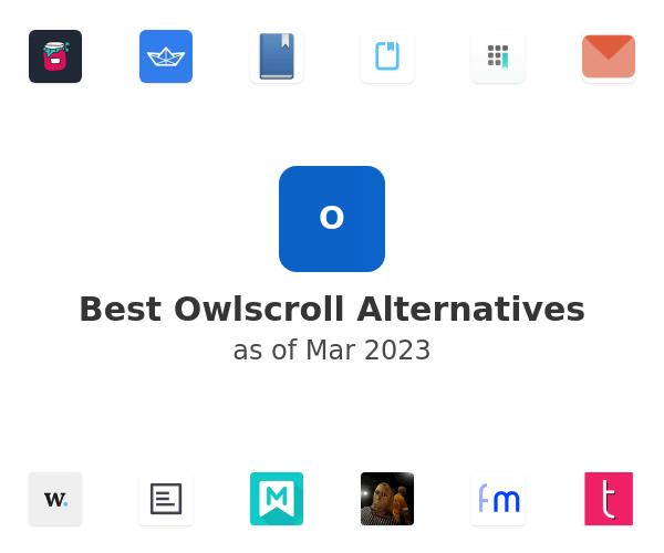 Best Owlscroll Alternatives