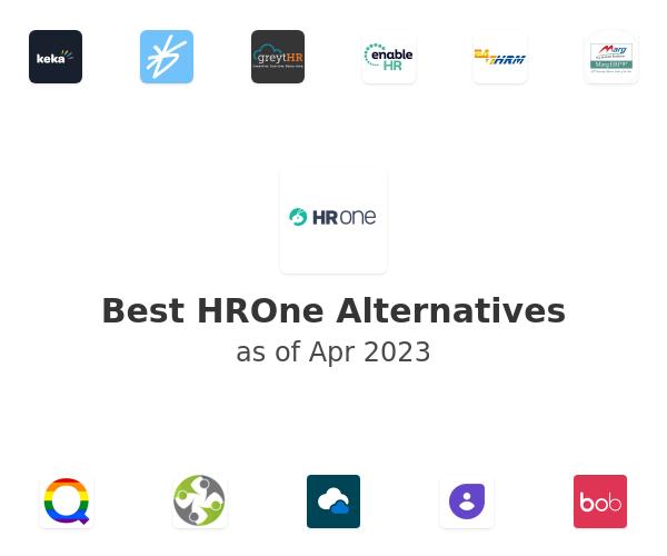 Best HROne Alternatives