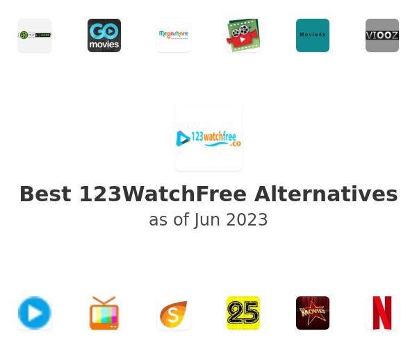 Best 123WatchFree Alternatives