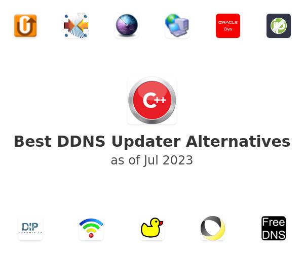 Best DDNS Updater Alternatives