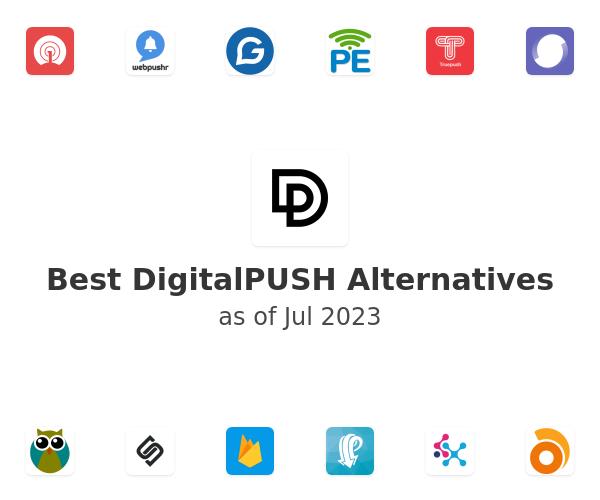 Best DigitalPUSH Alternatives