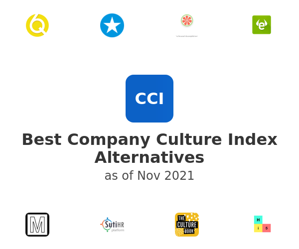Best Company Culture Index Alternatives