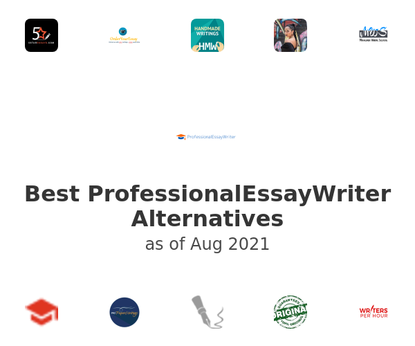 Best ProfessionalEssayWriter Alternatives
