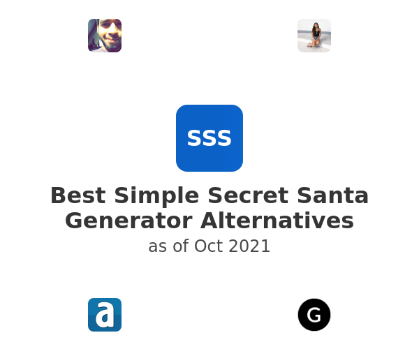 Best Simple Secret Santa Generator Alternatives