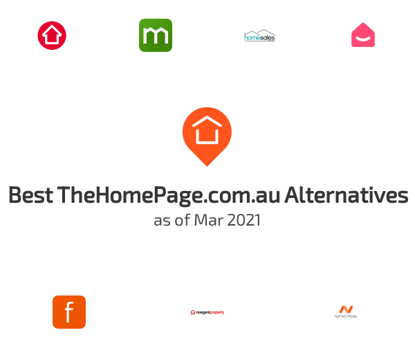 Best TheHomePage.com.au Alternatives