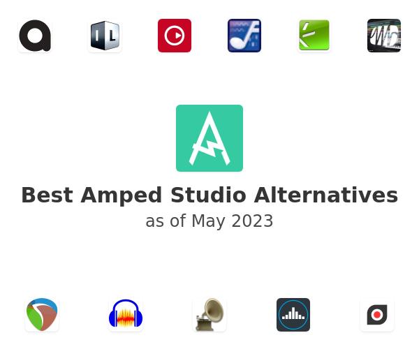 Best Amped Studio Alternatives