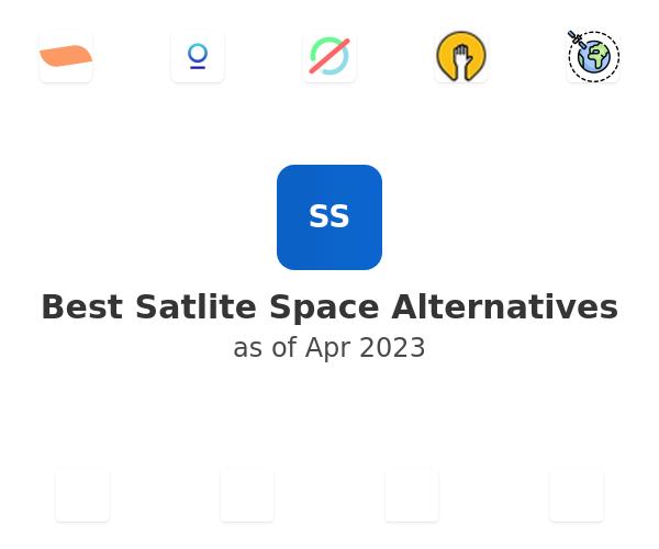 Best Satlite Space Alternatives